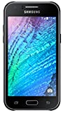 Samsung Galaxy J1 Smartphone (4,3 Zoll (10,9 cm) Touch-Display, 4 GB Speicher, Android 4.4) schwarz