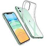ESR Klar Silikon Entwickelt für iphone 11 Hülle - Dünne klare weiche TPU Schutzhülle - Flexible Handyhülle mit Mikrodot-Muster und Display-Kameraschutz für iphone 11 (2019) - Klar