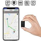 GPS Tracker,GPS Locator Anti-Thief Echtzeit GPS Tracking für Tasche Brieftasche Taschen Schulranzen Wichtige Kinder Auto mit Free App