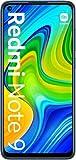 "Xiaomi Redmi Note 9 Smartphone 4GB 128GB 48MP Quad Kamera Hotshot 6.53""FHD + DotDisplay 5020 mAh 3.5mm Headphone Jack NFC Grau"