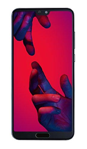 HUAWEI P20 Pro Smartphone (15,5 cm (6,1 Zoll), 40/20/8 MP Leica Triple Kamera, 128GB interner Speicher, 6GB RAM, Android 8.1, EMUI 8.1) Blau