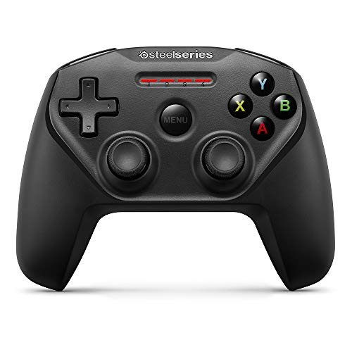 SteelSeries Nimbus, Wireless Gaming-Controller, Bluetooth, 12 Tasten, Wiederaufladbar