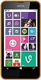Nokia Lumia 630 Single-SIM Smartphone (4,5 Zoll (11,4 cm) Touch-Display, 8 GB Speicher, Windows 8.1) orange