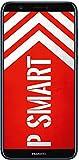 HUAWEI P smart Dual-SIM Smartphone (14,35 cm (5,6 Zoll) FullView Display, 13 MP Dual-Kamera, 32 GB interner Speicher, Android 8.0) Blau