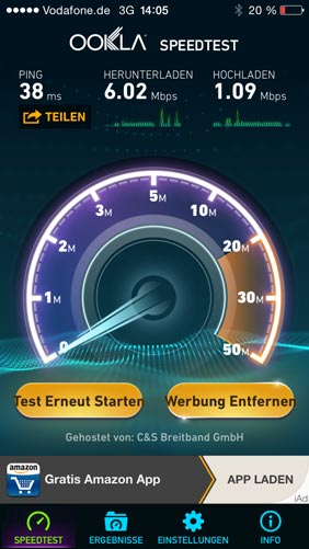freenet Mobile Test