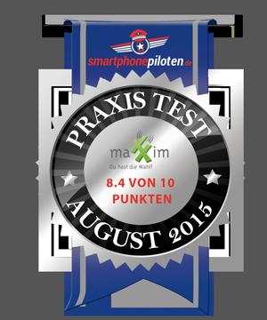 maxxim Testsieger 2015