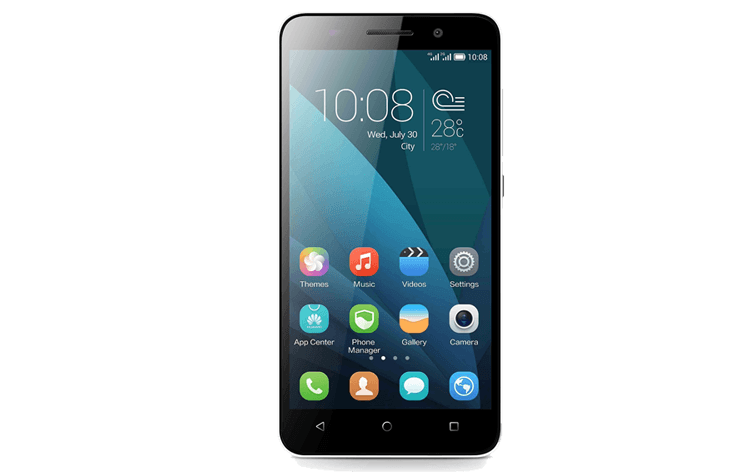 Honor 4X Einsteiger Smartphone