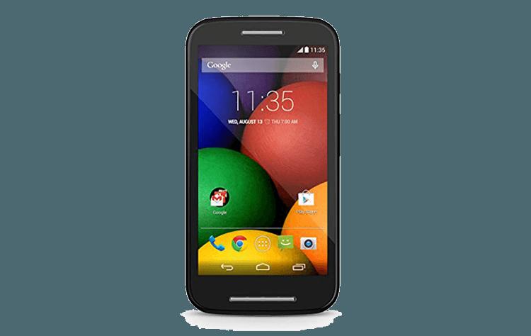 Motorola Moto E Einsteiger Smartphone