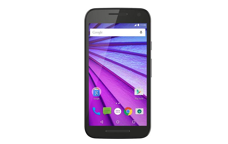 Motorola Moto 3G Einsteiger Smartphone unter 200 €