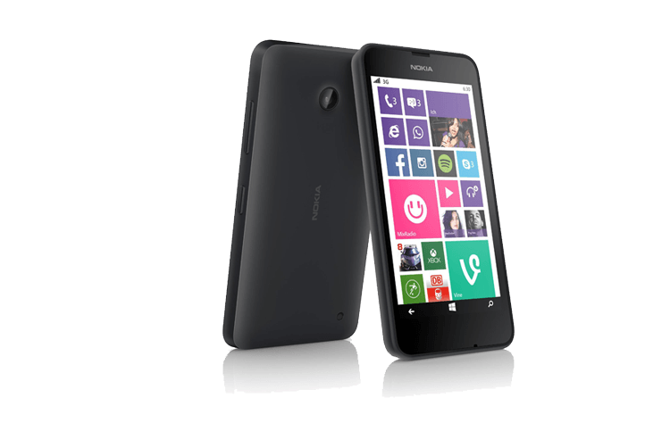Nokia Lumia 630 Einsteiger Smartphone