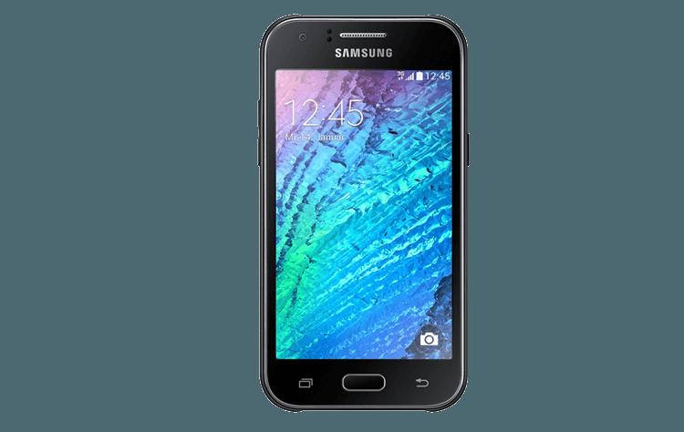 Samsung Galaxy J1 Einsteiger Smartphones 2015