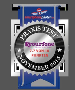 yourfone Test