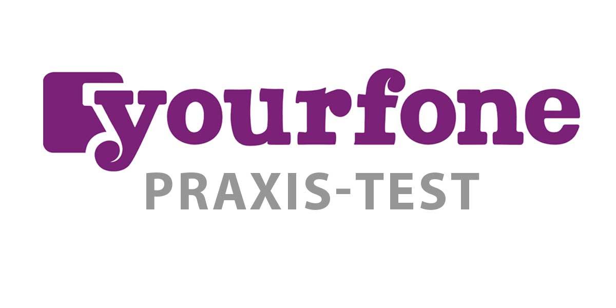 yourfone Test Erfahrungen