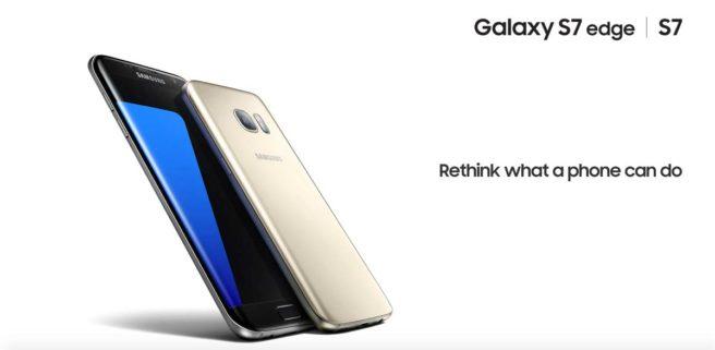 Samsung Galaxy S7 – Features, Infos & Vorbestellung