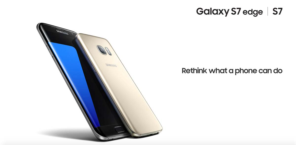 Samsung Galaxy S7 vorbestellen
