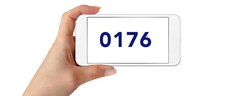 Vorwahl 0176: Welches Netz & welcher Anbieter steckt dahinter?