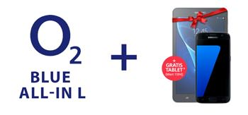 o2 gratis Tablet Blue All-In M