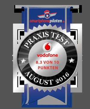 Vodafone Auszeichnung