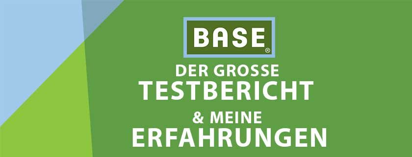BASE light Test & Erfahrungen