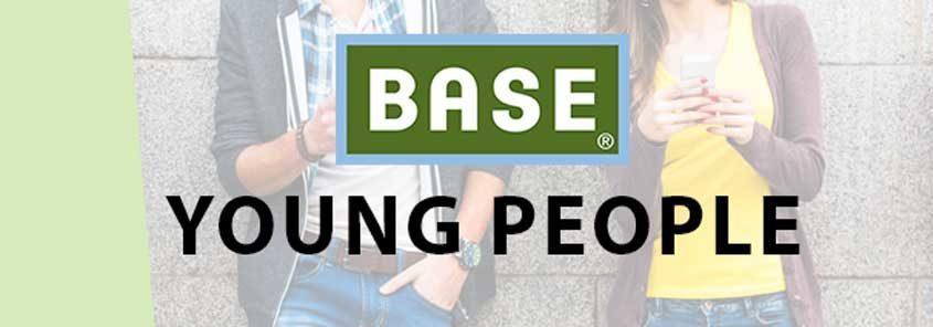 BASE young: Neuer Allnet Flat Handytarif für junge Leute unter 28 Jahren