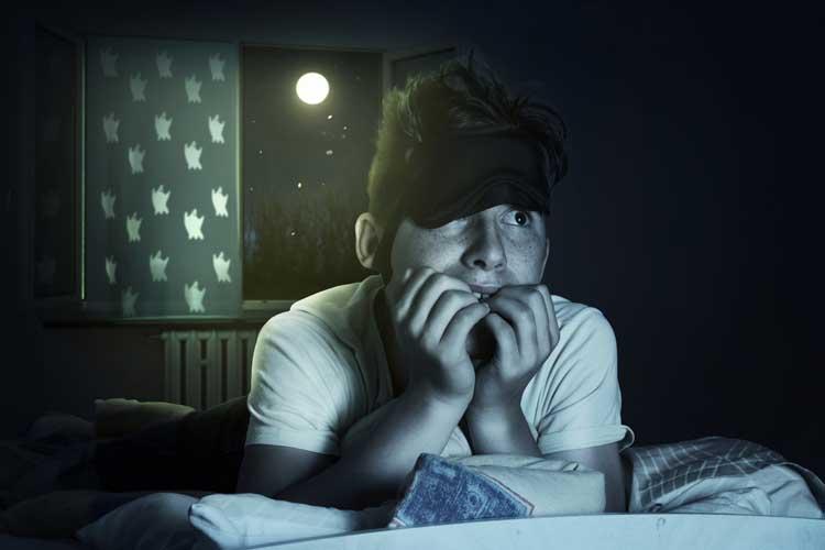 Fernsehen als Einschlafhilfe