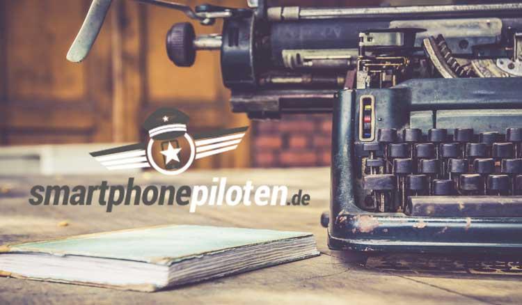 Gastbeitrag auf smartphonepiloten.de