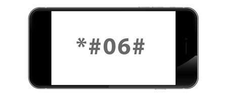GSM-Code: IMEI anzeigen