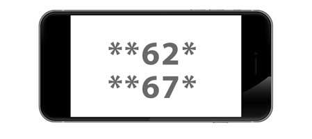 GSM-Code: Rufumleitung einstellen