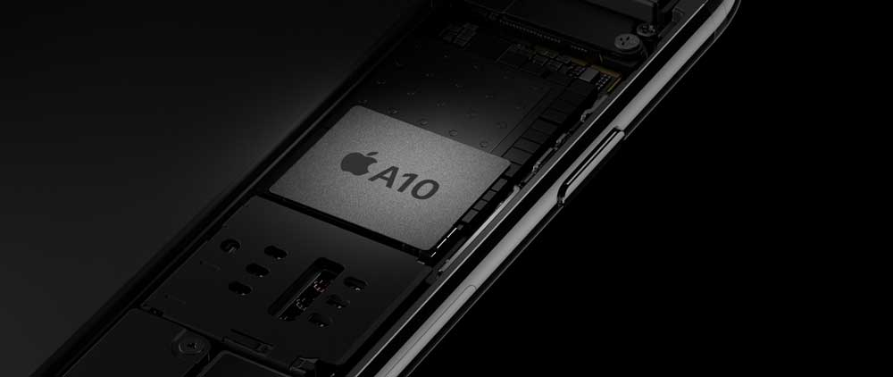 iPhone 7 A 10 Chip