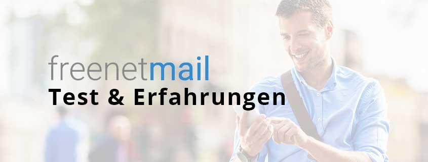 freenetmail Test & Erfahrungen