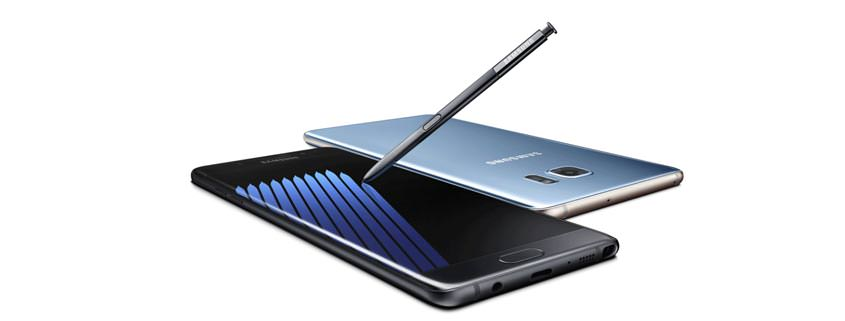 Samsung Galaxy Note 7 Rückruf
