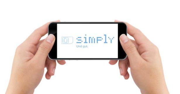 simply Netz: Welches Netz nutzt simply?