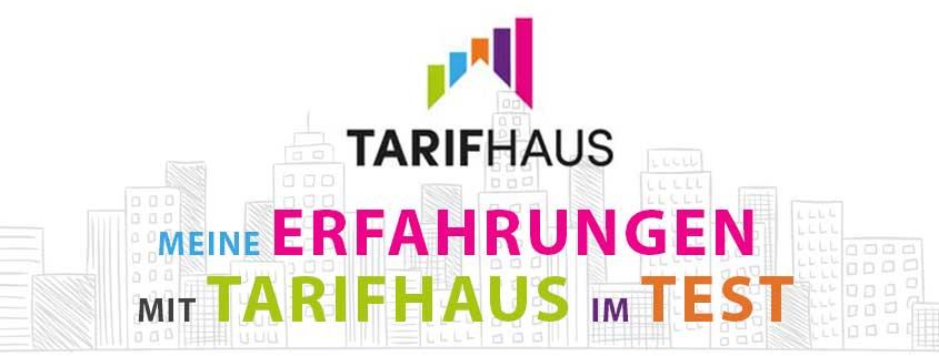 Tarifhaus Test & Erfahrungen