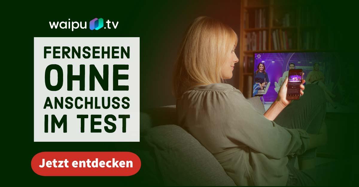 Waipu Tv Test
