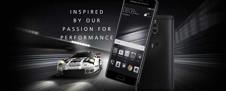 Huawei Mate 9 Porsche Design