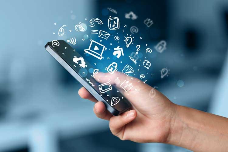 Möglichkeiten von Smartphones