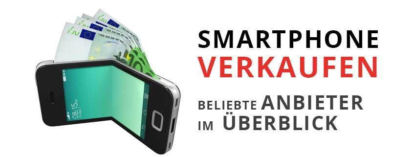 Smartphone verkaufen: Bei diesen Anbietern gibt es am meisten Geld