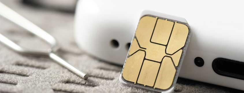 """Handytarife ohne Handy: Definition von """"SIM-only"""""""