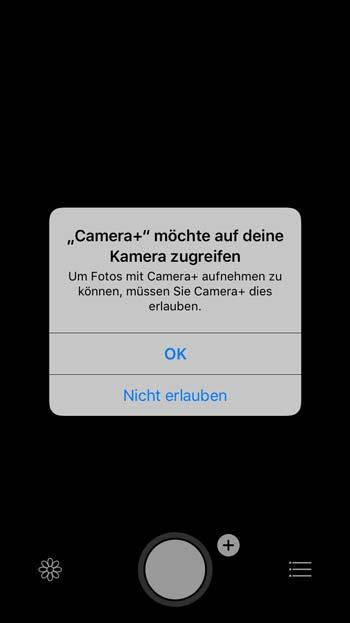 Datenschutz iPhone