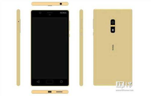 Nokia D1C Smartphone: Nokia steigt wieder ins Smartphone-Geschäft ein