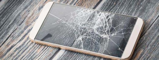 Smartphone Display tauschen