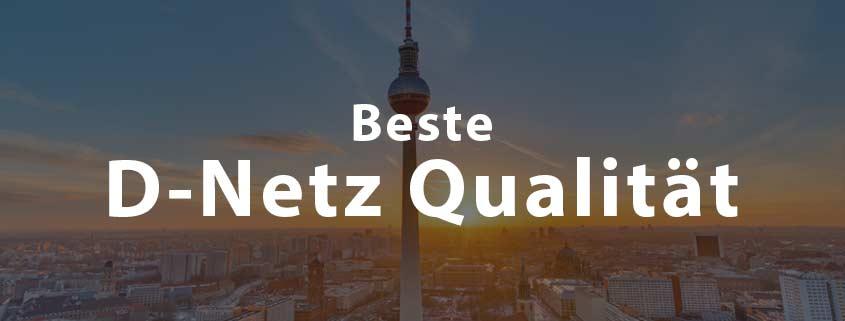 Beste D-Netz Qualität: Anbieter, Handyverträge & Infos zum D-Netz