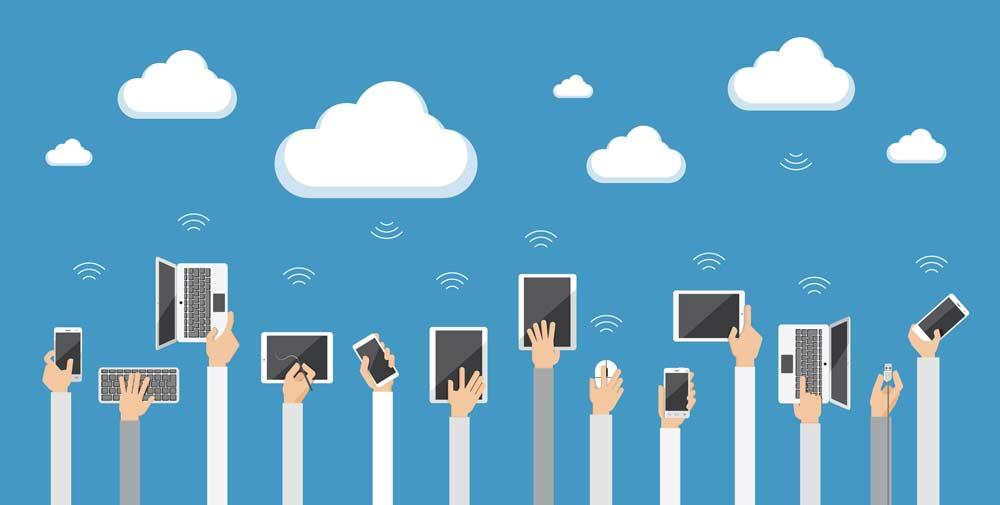 Konnektivität bei Smartphones