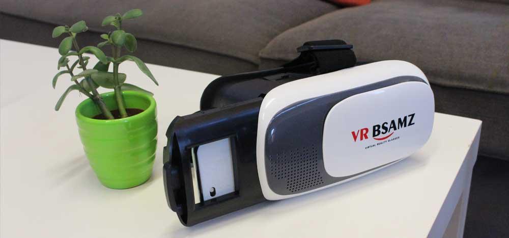 Ausgedientes Smartphone als VR-Brille