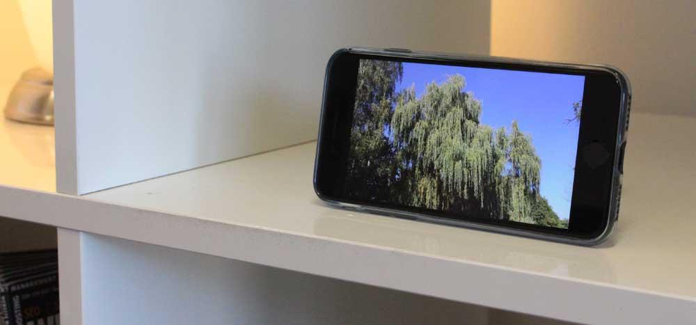 Ausgedientes Smartphone als digitaler Bilderrrahmen
