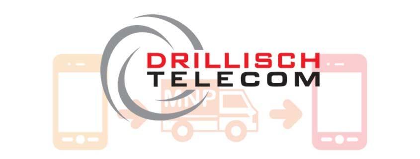 Drillisch interne Rufnummernportierung
