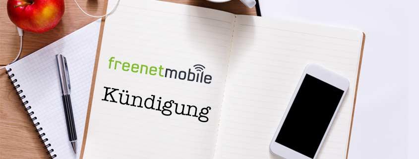 freenetmobile kündigen: Vorlage zur Kündigung von freenetmobile