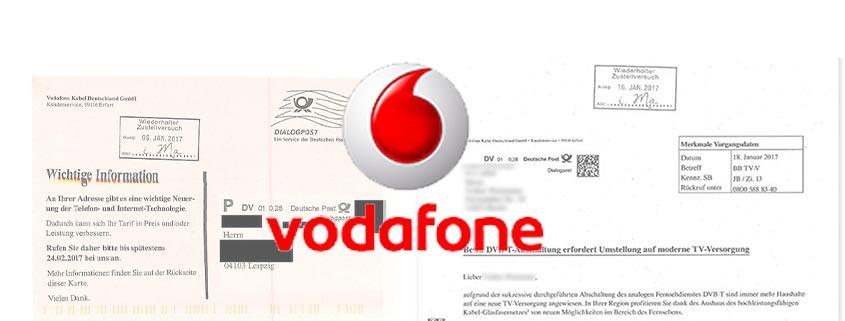 Umstrittene Vodafone-Werbung von Bundesnetzagentur untersagt