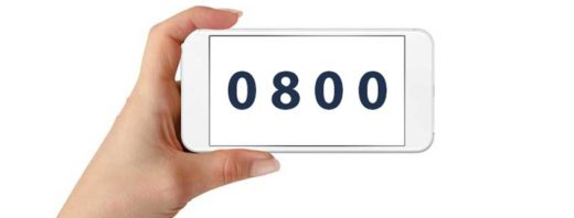 0800 Nummer