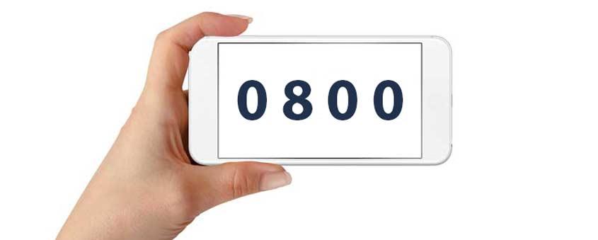0800 Nummern: Ratgeber zu Infos, Kosten, Erreichbarkeit & Ausland
